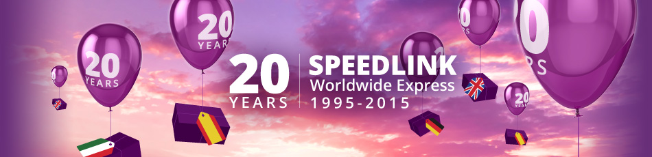 SPEEDLINK 20 YEARS